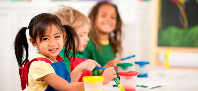Escuelas infantiles subvencionadas en Valencia
