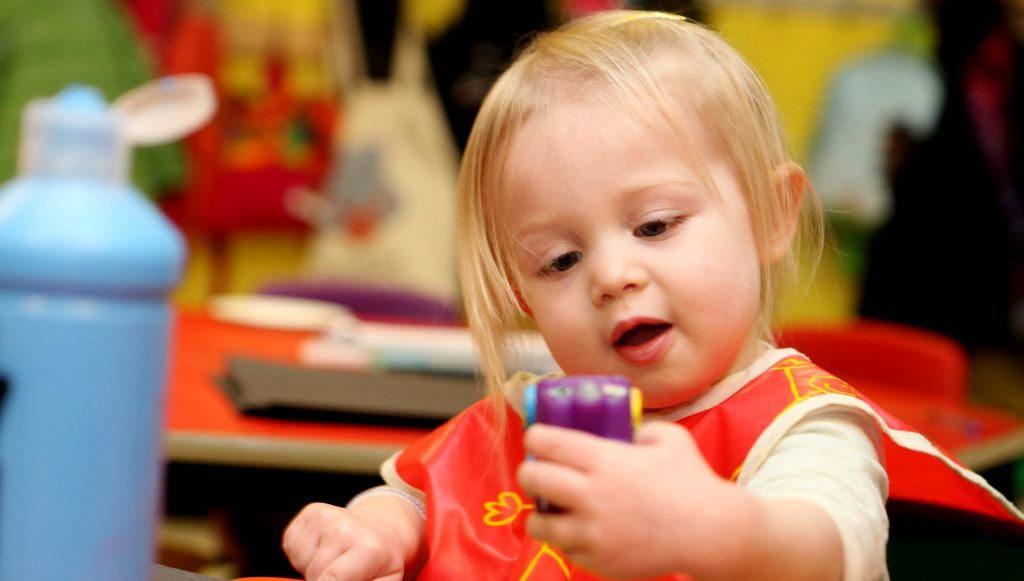 Servicios de estimulación temprana Valencia - Escuela infantil profesional