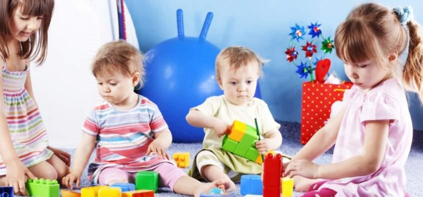 Escuela infantil abierta durante agosto Valencia - Escuela infantil profesional